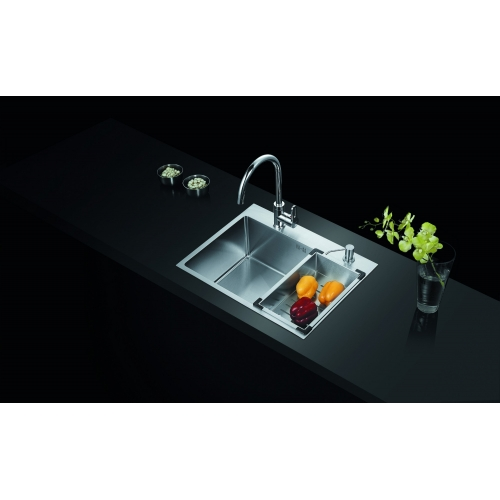 Quality Handmade Stainless Steel Sink HM6845